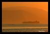 BARCO FANTASMA (DIAZ-GALIANO) Tags: light sea españa orange luz canon atardecer photography mar spain barco ship spirit naranja malaga 30d abigfave theunforgettablepictures newacademy platinumheartaward goldstaraward rubyphotographer diazgaliano newgoldenseal
