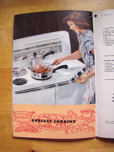 Recipes for your Hotpoint Electric Range, 1949