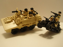 Action Shot! (Jack Marquez) Tags: lego awesome brickarms