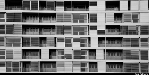 Colmena de viviendas