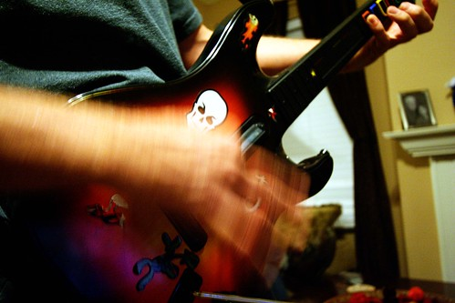 Guitar Hero what?!