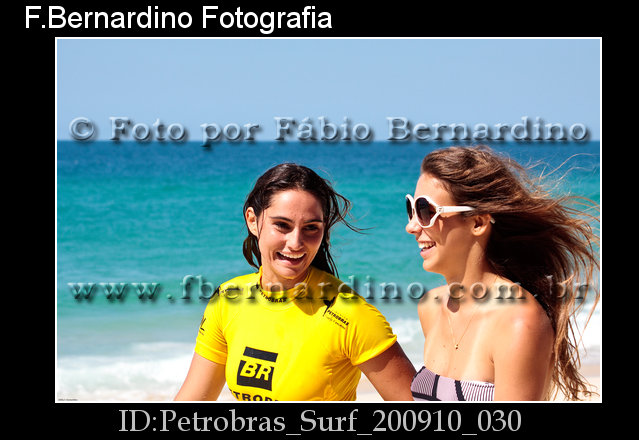 Circuito Petrobras de Surfe Feminino - Etapa Barra da Tijuca. - S�bado, 24 de Outubro Setembro 2009
