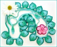A flor e as folhas von Lidia Luz