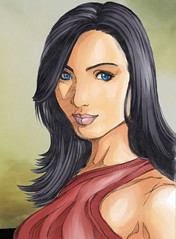 Claudia (Eddie_Gomez) Tags: etc quadrinhos ilustraes infantis modaeestampas
