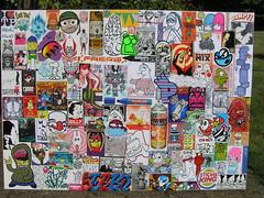 Fat combo by Art 1 (VLT Crew) Tags: sticker combo vlt freaq vltcrew