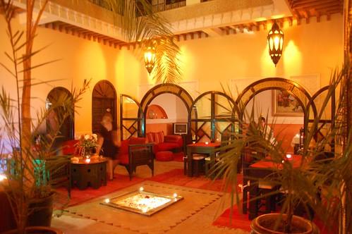 O que é uma Riad, Visita Virtual e História 9