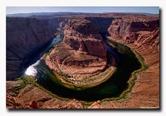 Horseshoe Bend Arizona (Jersey JJ) Tags: arizona cliff river nikon colorado bend scenic az horseshoe overlook hdr topaz dropoff d300 3x 3xp photomatix 3exp tpslandscape
