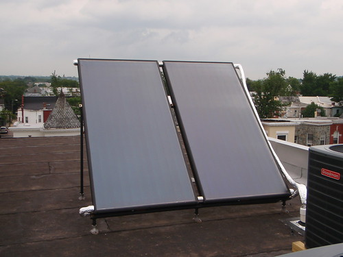 2 - Solar Thermal Panels