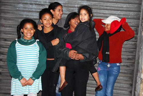 Zoubida Baha et ses filles redoutent lexpropriation MC.