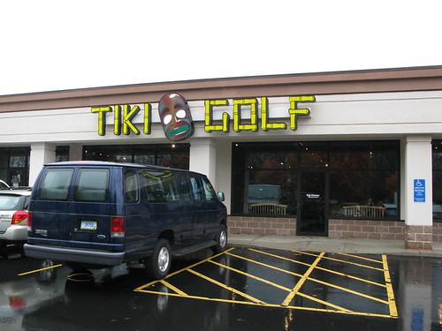 TIKI GOLF