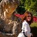 Isa y estatua