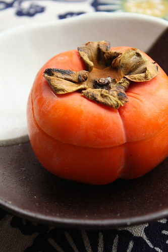 Just a persimmon?