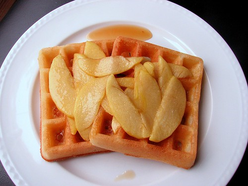 SMS Yeast Waffles