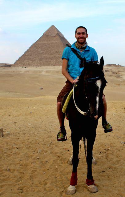 Cairo - Giza Pyramids - 08