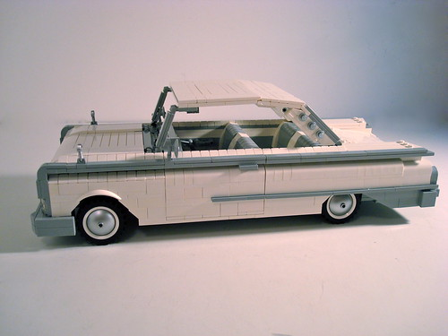 LEGO Lino M 1960 Ford Starliner