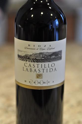 2004 Castillo Labastida