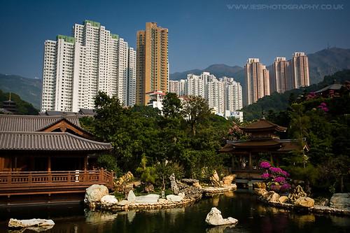 Hong Kong Chinlin Nunnery