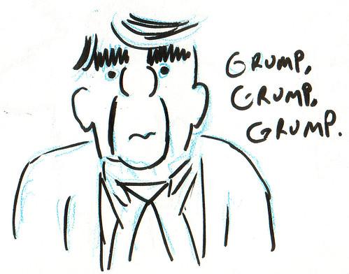 366 Cartoons - 299 - Andy Rooney