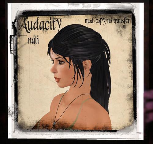 69L Audacity Hair