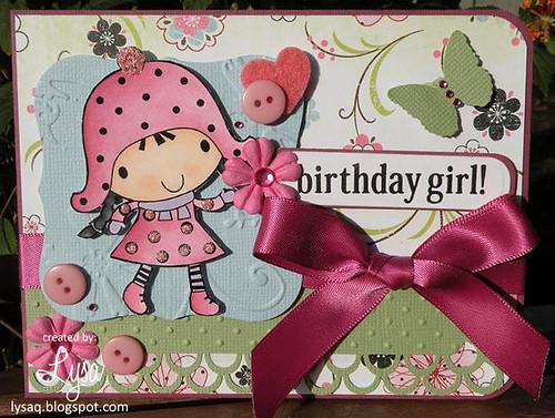 YNS Birthday girl