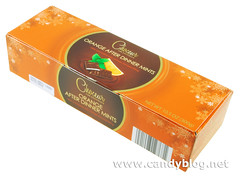 Choceur Orange After Dinner Mints