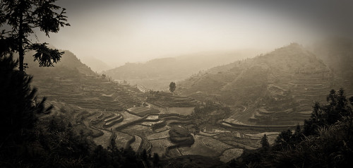 Xijiang Panorama (by niklausberger)