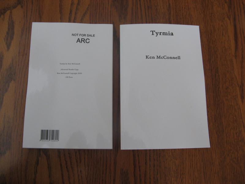 Tyrmia ARC Back and Front