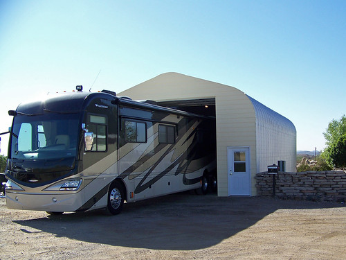 SteelMaster Metal RV Storage cost