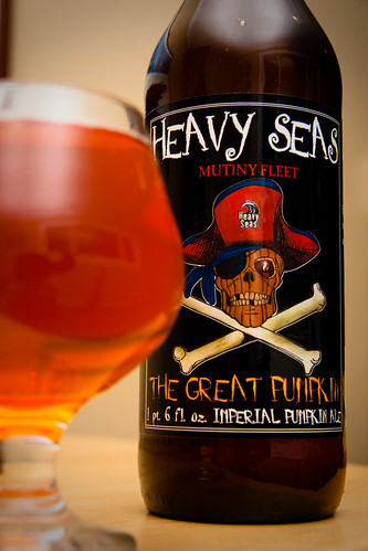 Heavy Seas The Great Pumpkin
