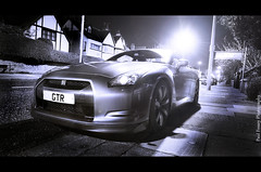 Nissan GTR (Paul Fessey) Tags: car night paul photography nissan time dream twin turbo mean v6 wirral gtr fessey
