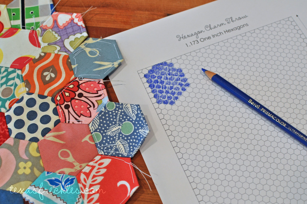 Hexagon Graph Paper Printable Coloring | Coloring Pages