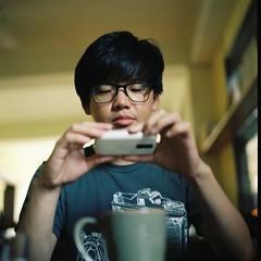 cafe kodak ken hasselblad tainan 500cm hassy 小說 160nc (Photo: dahma on Flickr)