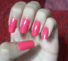 Hit! (sarinags_) Tags: hit rosa capricho esmalte clubedoesmalte