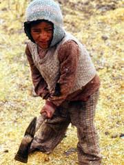 Bolivia Andes indios Quechua