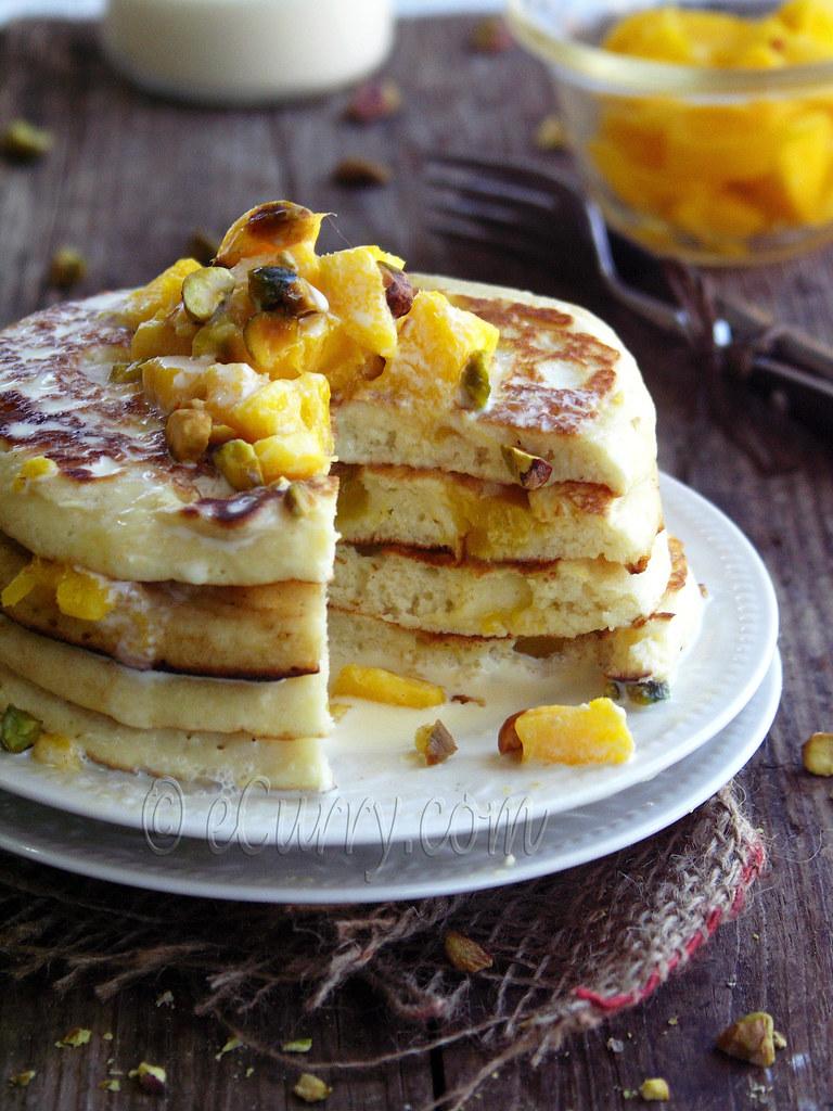 Mango Pancake 5