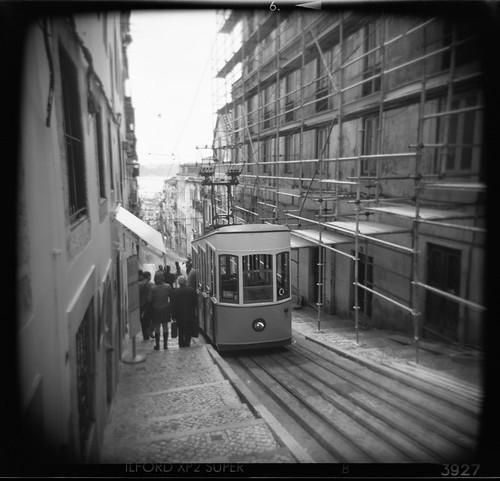 Lisbonian Funicular