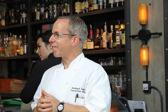 Chef Michael Tuohy - Grange IMG_0630