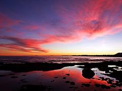 Colores del atardecer (Antonio Chacon) Tags: andalucia atardecer costadelsol marbella málaga mar mediterráneo españa spain sunset cielo