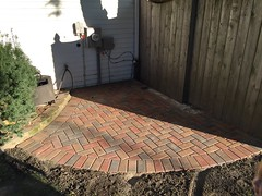 """New Brick Work • <a style=""""font-size:0.8em;"""" href=""""http://www.flickr.com/photos/109120354@N07/32731237490/"""" target=""""_blank"""">View on Flickr</a>"""