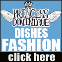 Princess Dominique Dishes Fashion