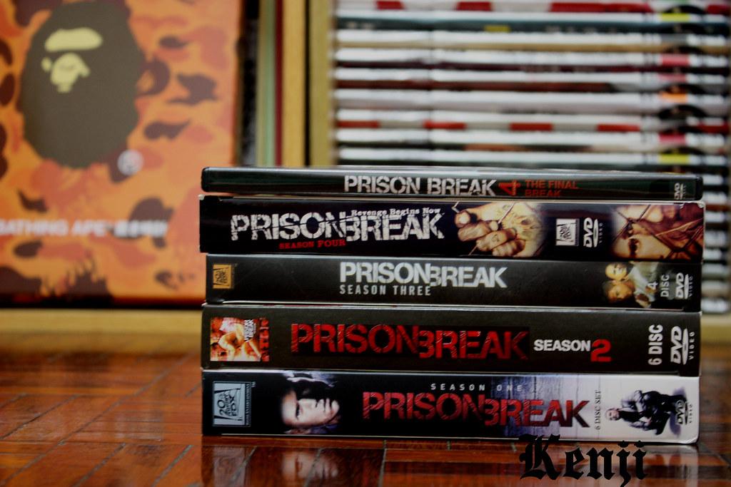 prison break full season