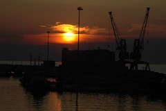 croatian ferry july 2009 117 (milolovitch69) Tags: sunset sea ferry dawn croatia adriatic ancona july2009
