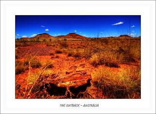 THE OUTBACK ~ AUSTRALIA