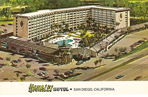 Hanalei Hotel San Diego