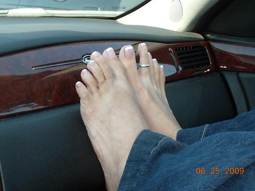 Sexy italian feet