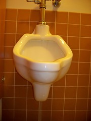 urinal (jasonwoodhead23) Tags: urinalplumbing vintage plumbing sanitary urinal