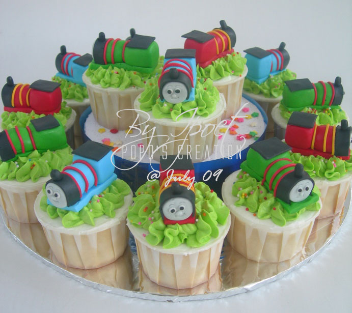 Thomas Cupcake for IGO