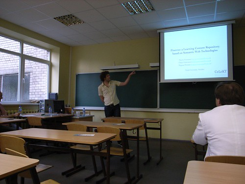 My presentation.