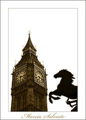 (Marcia Salviato) Tags: uk greatbritain inglaterra england tower clock europa europe torre unitedkingdom marcia bigben landmark clocktower londres gb ru relgio reinounido h9 grabretanha duetos salviato marciasalviato