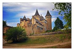 France, Château de Puymartin